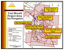 East Bissett Project Area: Six Prospects