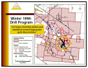 Winter 1998: Drill Program